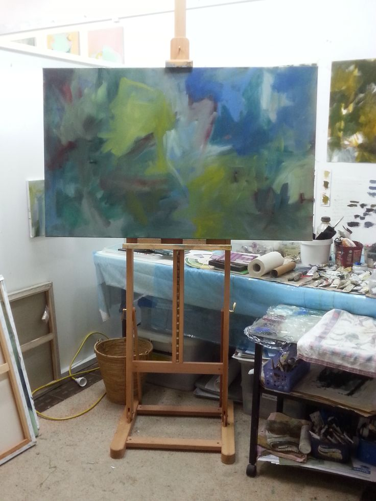 Work in progress oil on canvas by Gail Barfod https://www.facebook.com/gailbarfodartist