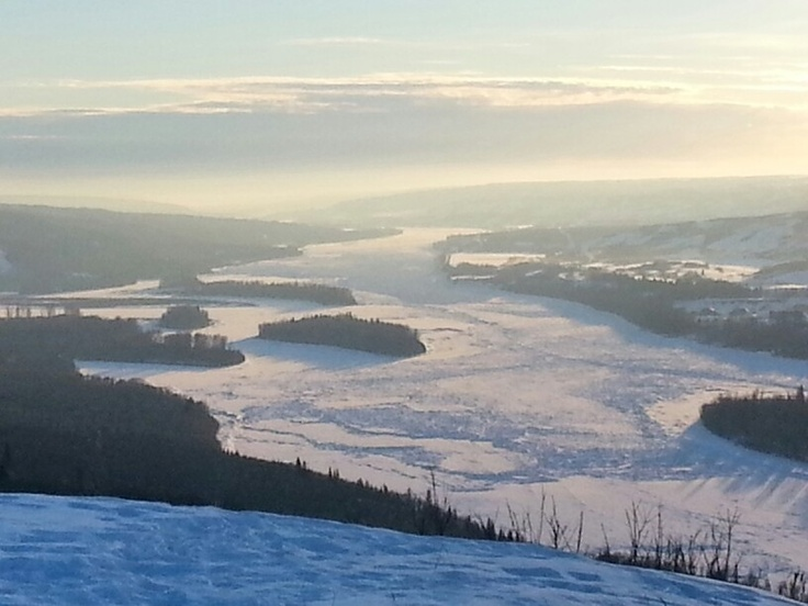 Peace River Alberta is beautiful, great white North!