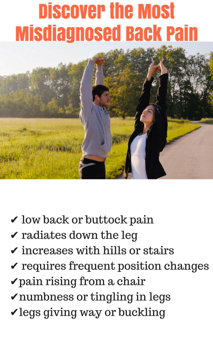 SI joint (sacroiliac joint) dysfunction (movement problems) is the most misdiagnosed of all low back pain symptoms. Often treatment for stenosis, herniated disc, arthritis, degenerative disc, or sciatica is not effective because the root of the problem is actually the joint attaching the tailbone to the pelvis. Learn more about diagnosis, prevention, and ways to self treat.