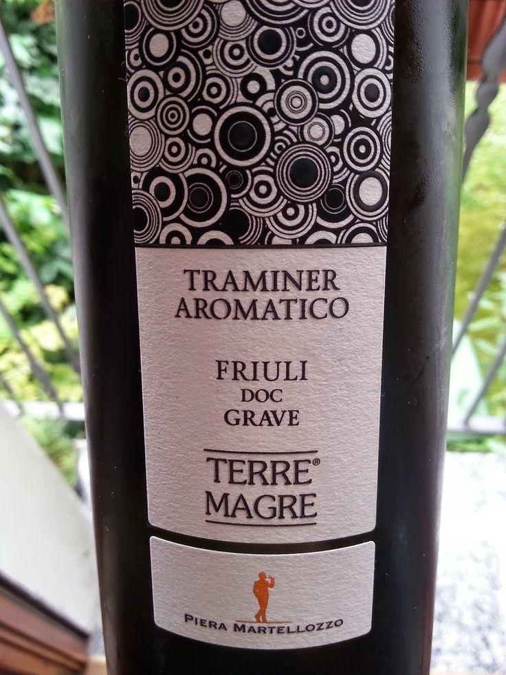 TRAMINER AROMATICO DOC FRIULI GRAVE (2013) - PIERA...