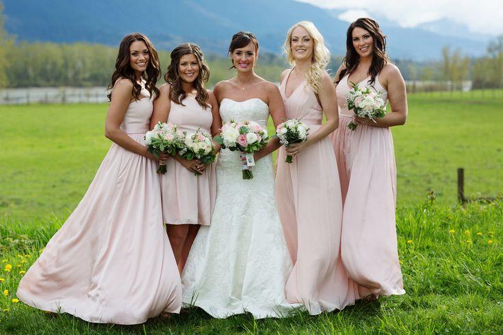 Elegant rustic style wedding by Floral Design by Lili