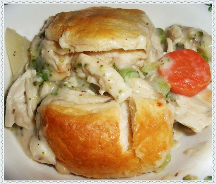 I love one-pot/casserole meals that you can be creative with and Chicken Pot Pie is at the top of my list. Its an easy and great way to use...