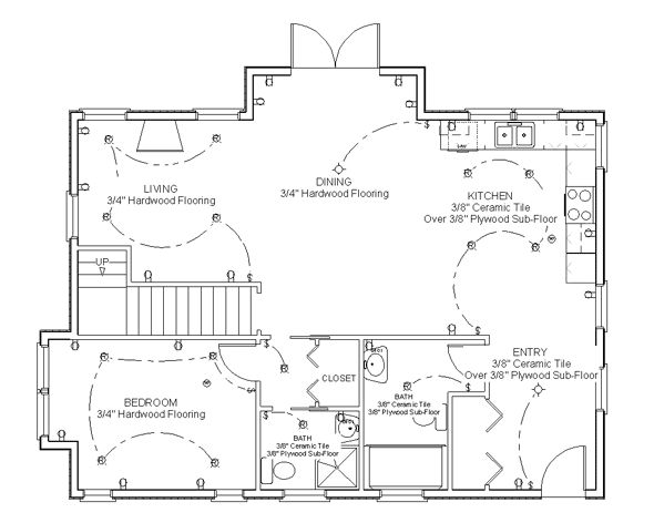 Draw my own floor plans make your own blueprint how to for Draw your own floor plan