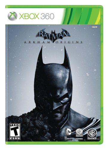 Batman Arkham Origins Skins Xbox 360 Best 25+ Xbox 360 game...