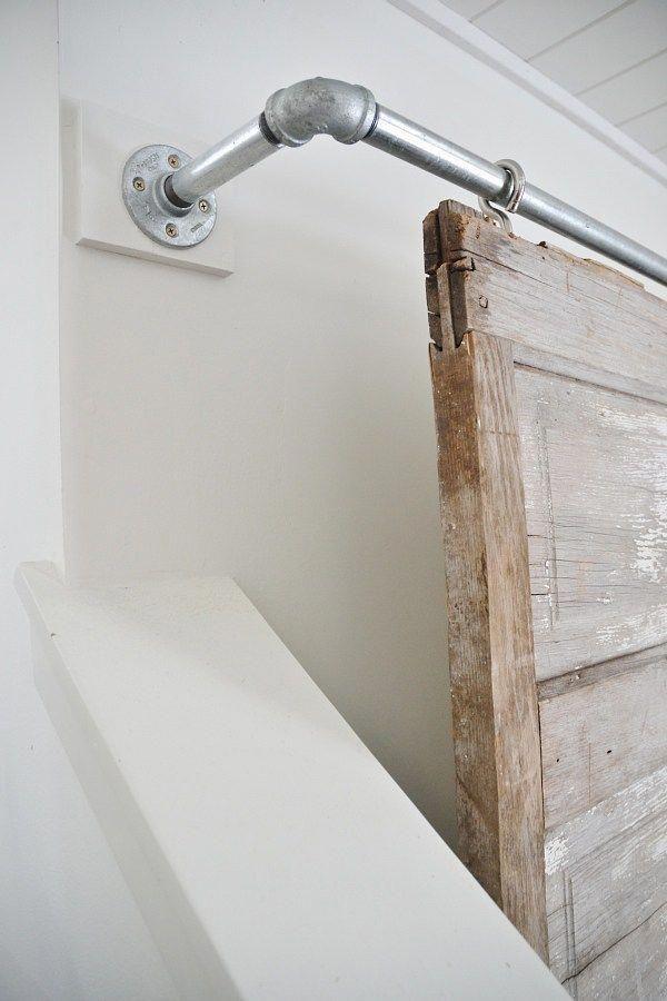 Exterior Barn Door Track System Barn Style Closet Doors Shed Door Hardware Kit 20190214 Schuurdeur Schuifdeur Interieur Diy