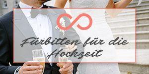 Kostenloser Download für die Hochzeit: Fürbitten