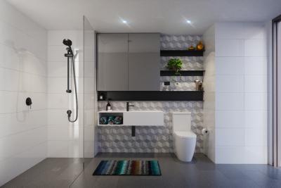 Duoro Apartments - Motus Architecture (Vivid Slimline)