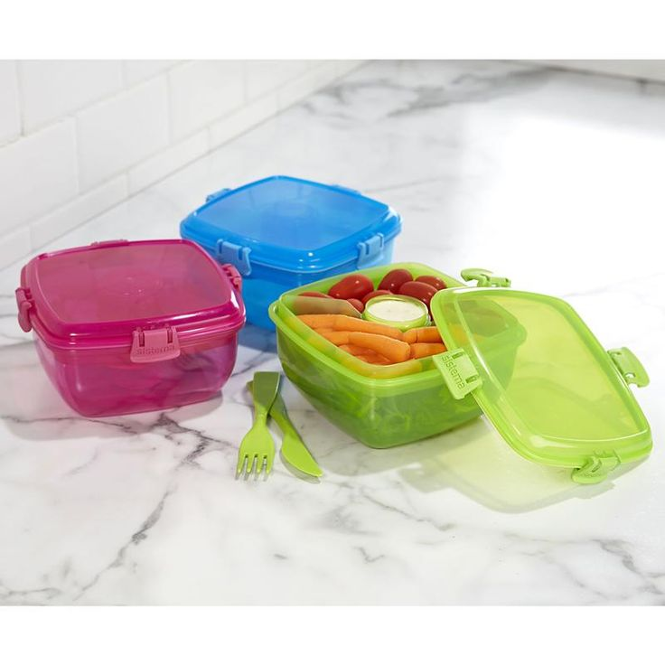 KLIP IT™ To Go Salad Container - Assorted
