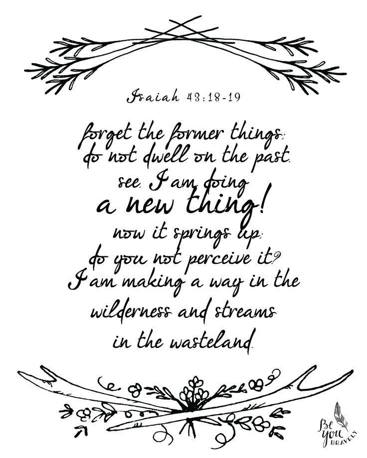 Theme Verse Scripture Printable