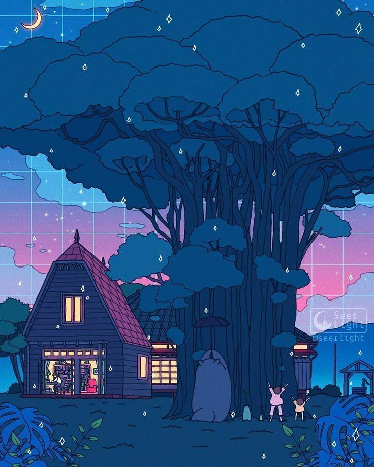 Ipad Wallpaper Aesthetic Vintage In 2020 Ghibli Artwork Studio Ghibli Movies Ghibli Art