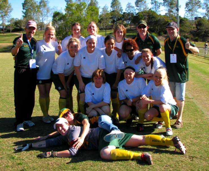Women's 2012 Premiers.....What a Great Bunch!!