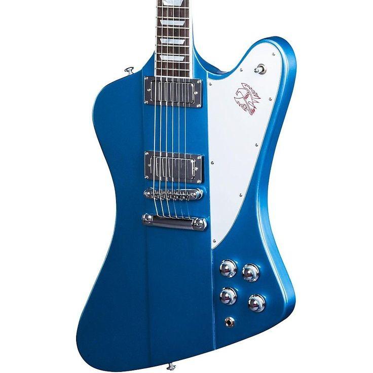 Gibson 2017 Firebird HP Electric Guitar Pelham Blue