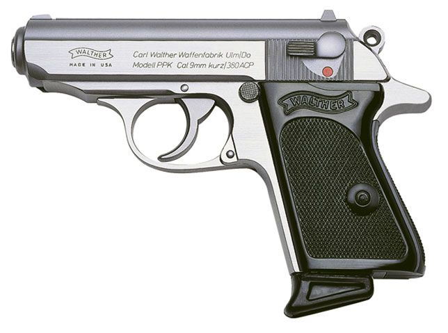 Walther PPK The James Bond Weapon of Choice