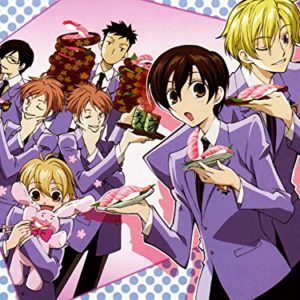 Ouran High School Host Club Characters 16×12 POSTER