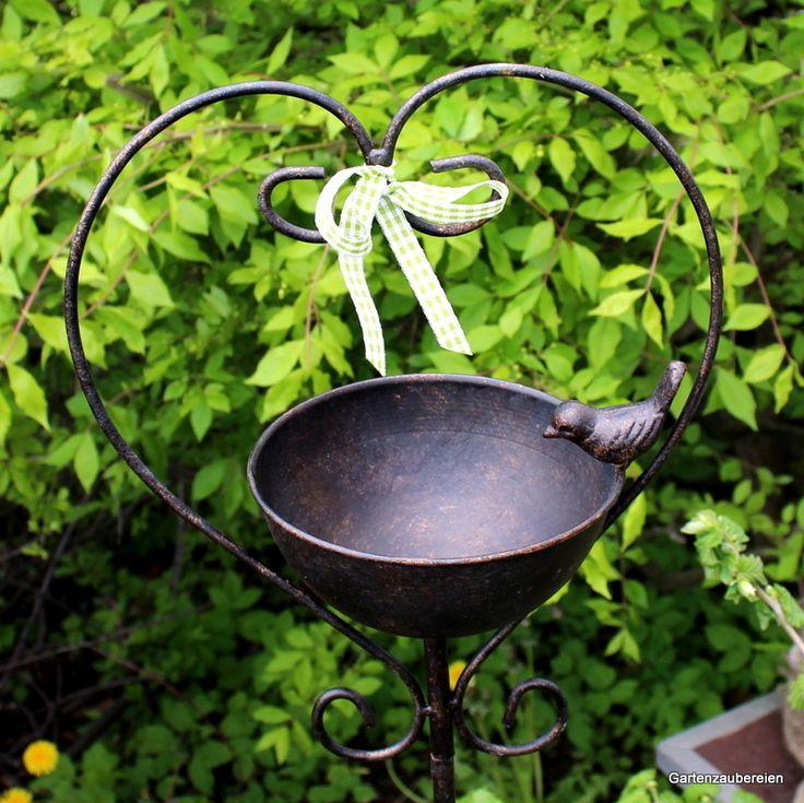 8 best Teichobjekte images on Pinterest Bronze sculpture, Garden - allium beetstecker aus metall