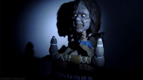 ¡¡Gifs que te darán miedo!! (part 1) - Taringa!