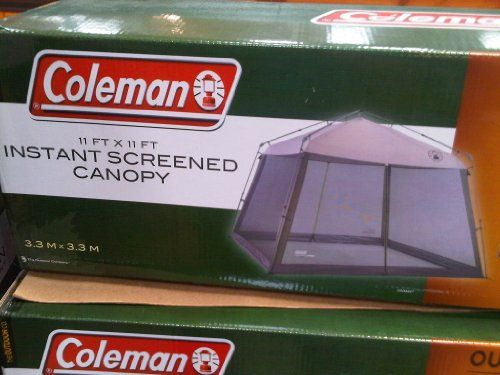 Coleman Screened Canopy Instant 11 Foot For Sale https://bestcampingtent.review/coleman-screened-canopy-instant-11-foot-for-sale/