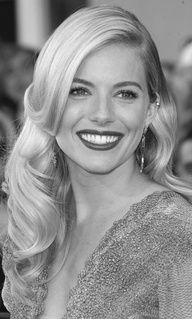 Sienna Miller showing exactly why we called the Veronica Lake look the most iconic hairstyle!