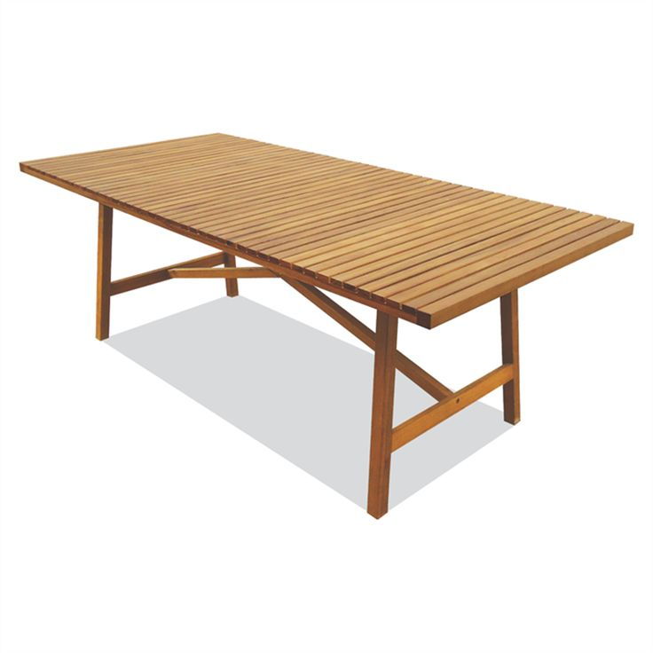 Find Mimosa Mareeba Timber Dining Table at Bunnings Warehouse. Visit your local store for the widest range of outdoor living products.