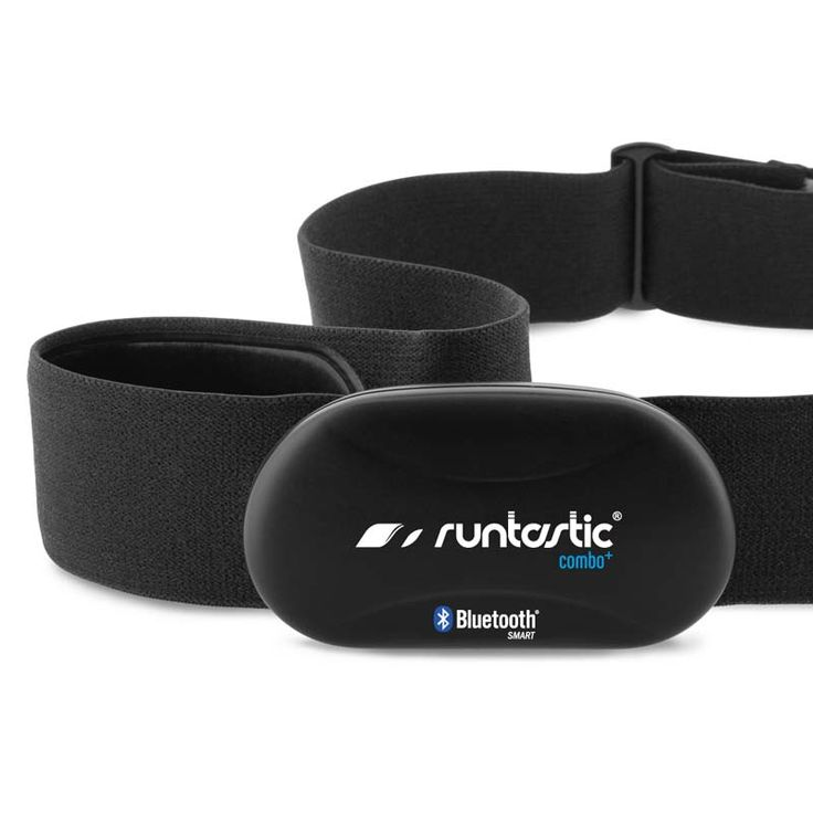 The #Runtastic Bluetooth Smart Combo Heart Rate Monitor uses the latest Bluetooth® Smart technology to transfer your heart rate data to your Runtastic apps wirelessly.  It tracks your speed, pace, altitude, distance, and duration. The Heart Rate Monitor also has a 5.3 kHz signal, which allows it to work with most cardio equipment in the gym (e.g. treadmill). Use our all-in-one combo heart rate monitor for all your fitness activities!