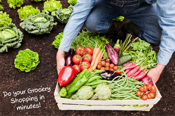 Organic Food in Cape Town