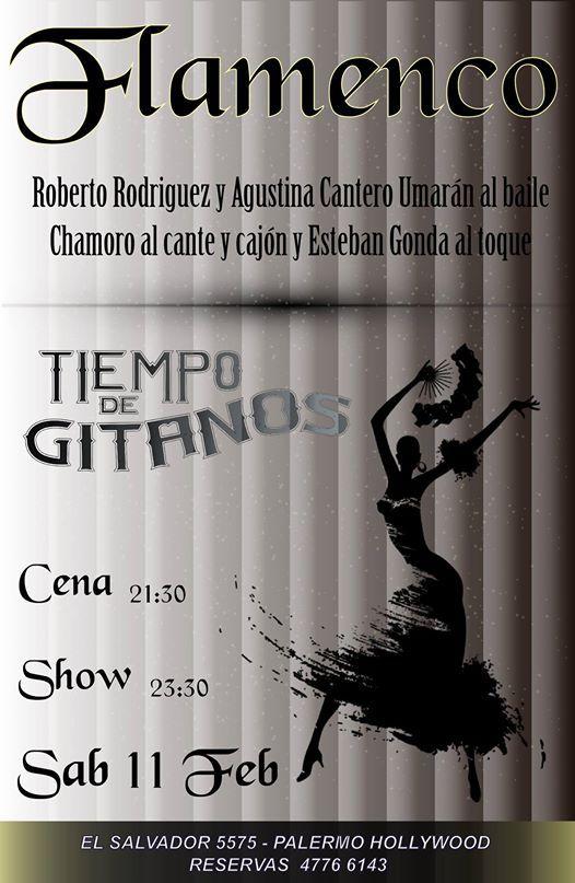 Fin de Semana de Puro Flamenco!!! Reservas 4776 6143 - Te esperamos !!
