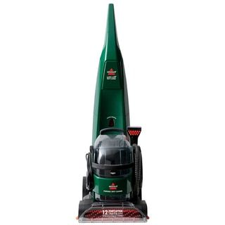 $259 reg. $399  Bissell gets highest reviews/ratings for home steam cleaners. This is good for rugs, carpets and has small brushes, etc that work for upholstery, etc.   Bissell 66E1 Lift-Off Deep Cleaner