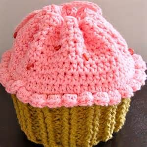 free crochet cupcake cradle purse pattern - Yahoo Search Results
