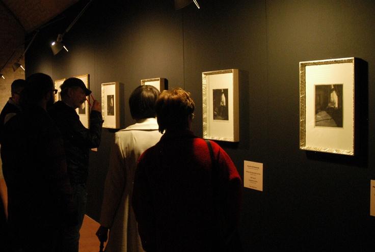Allestimento mostra Rembrandt, Pavia