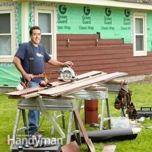 How to Install Fiber Cement Siding   The Family Handyman