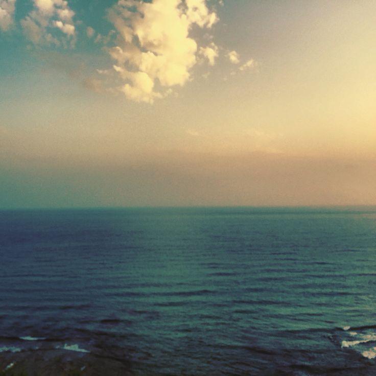 #sicily #sunset #northafrica