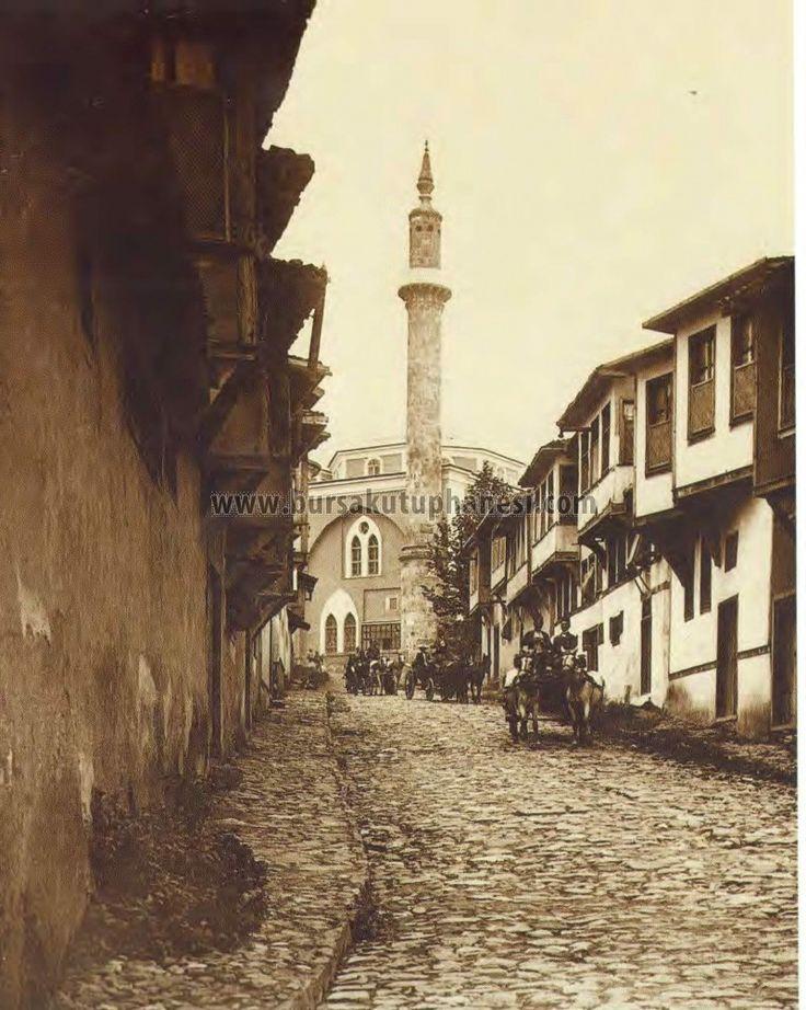 Bursa Kütüphanesi | Mümin Ceyhan Bursa Kültür Kaynakları Araştırma Kütüphanesi