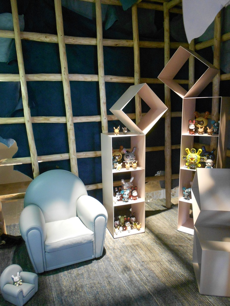 The Studio Harrods visits Milan Furniture Fair - Poltrona Frau