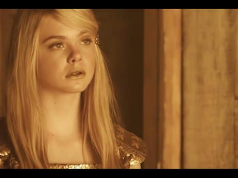 ELLE FANNING SHORT FLIM | Elle Fanning Stars in New Rodarte Short Film | NBC New York