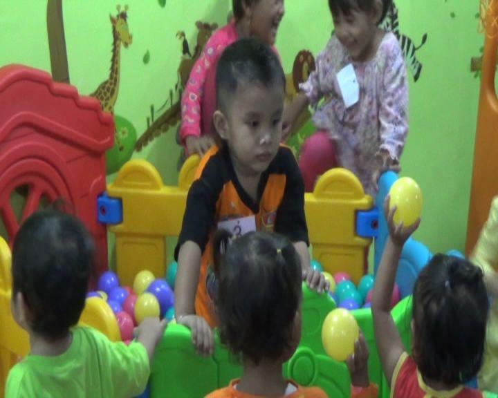 Prakarsa Kementrian BUMN, PAUD dan Tempat Penitipan Anak di dalam Pasar