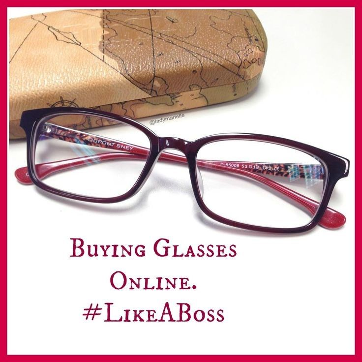 #Buying #glasses #online can be tricky and might cause health problems if done incorrectly
