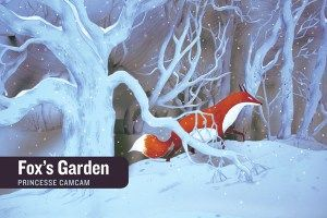 Fox's Garden: A Tender Wordless Story About the Gift of Grace and the Transformative Power of Kindness to Those Kicked Away – Brain Pickings