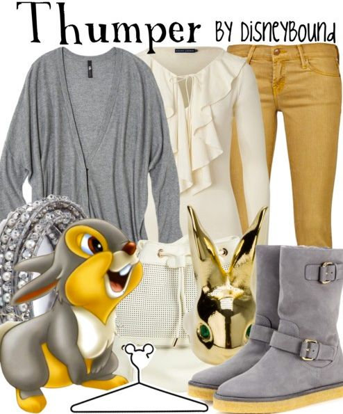 Disney Bound - Thumper