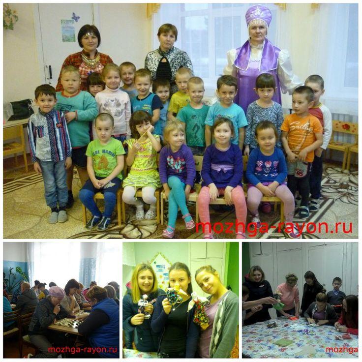 В рамках празднования Дня народного единства в Малосюгинском ЦСДК Можгинского района прошли праздничные мероприятия.