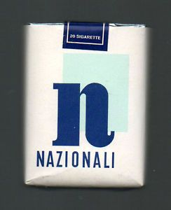 Le Nazionali. New look anni '70