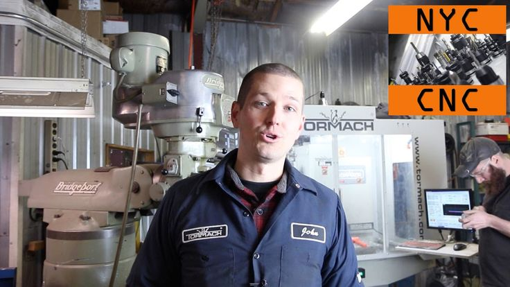 NYC CNC create the  High Speed Machining toolpaths by SprutCAM and then use the Tormach PCNC to machine.