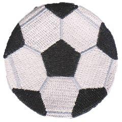 Soccer Emoji Patch
