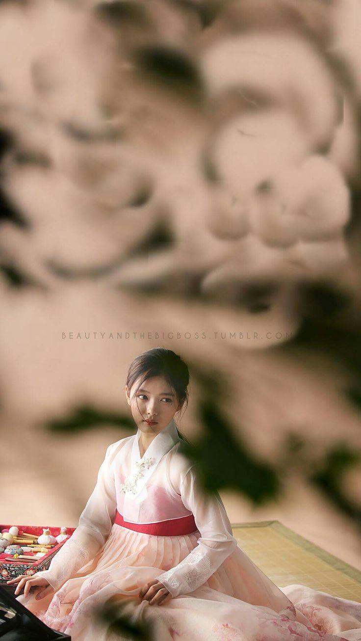한복 Hanbok : Korean traditional clothes[dress] | Moonlight Drawn By Clouds