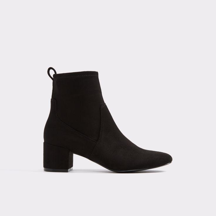Stefi-N Midnight Black Women's Ankle boots | ALDO Canada