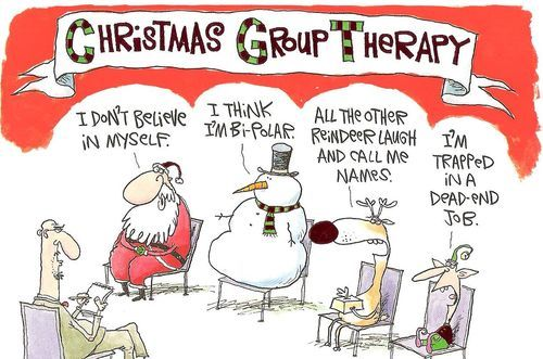 Funny Christmas group quotes and sayings on imgfave