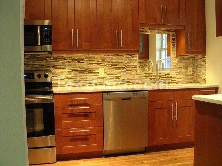 65 best warm kitchen color palate images on pinterest for Adel kitchen cabinets