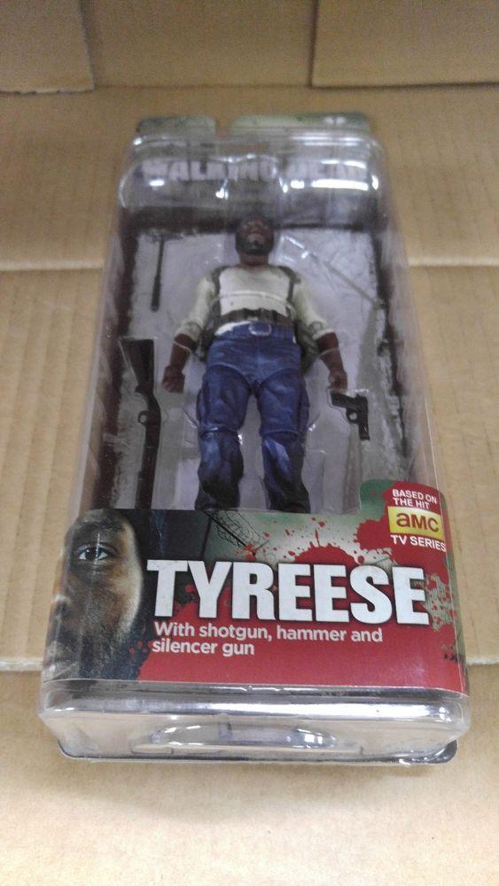 McFarlane The Walking Dead Series 5 Tyreese Action Figure #McFarlaneToys