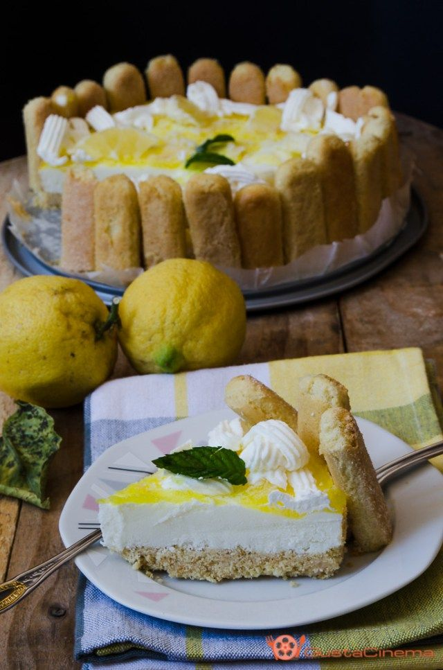 Cheesecake tiramisu al limone è un dolce fresco e delizioso per una merenda estiva o per concludere un pranzo con amici o parenti. Il suo gusto piacerà proprio a tutti!