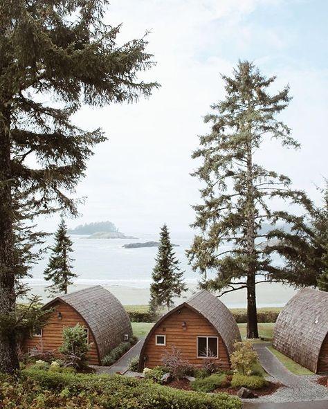 The view from here. Tofino, British Columbia