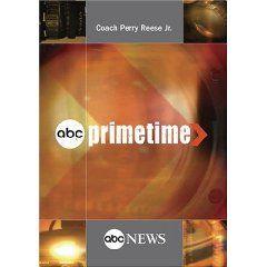 ABC News Primetime Coach Perry Reese Jr. $9.95